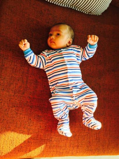 Gayathri's baby Nilaani.JPG